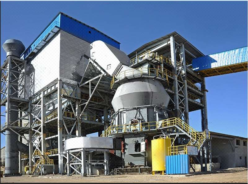 Clinker Grinding Unit : Welcome to iid company gt cement